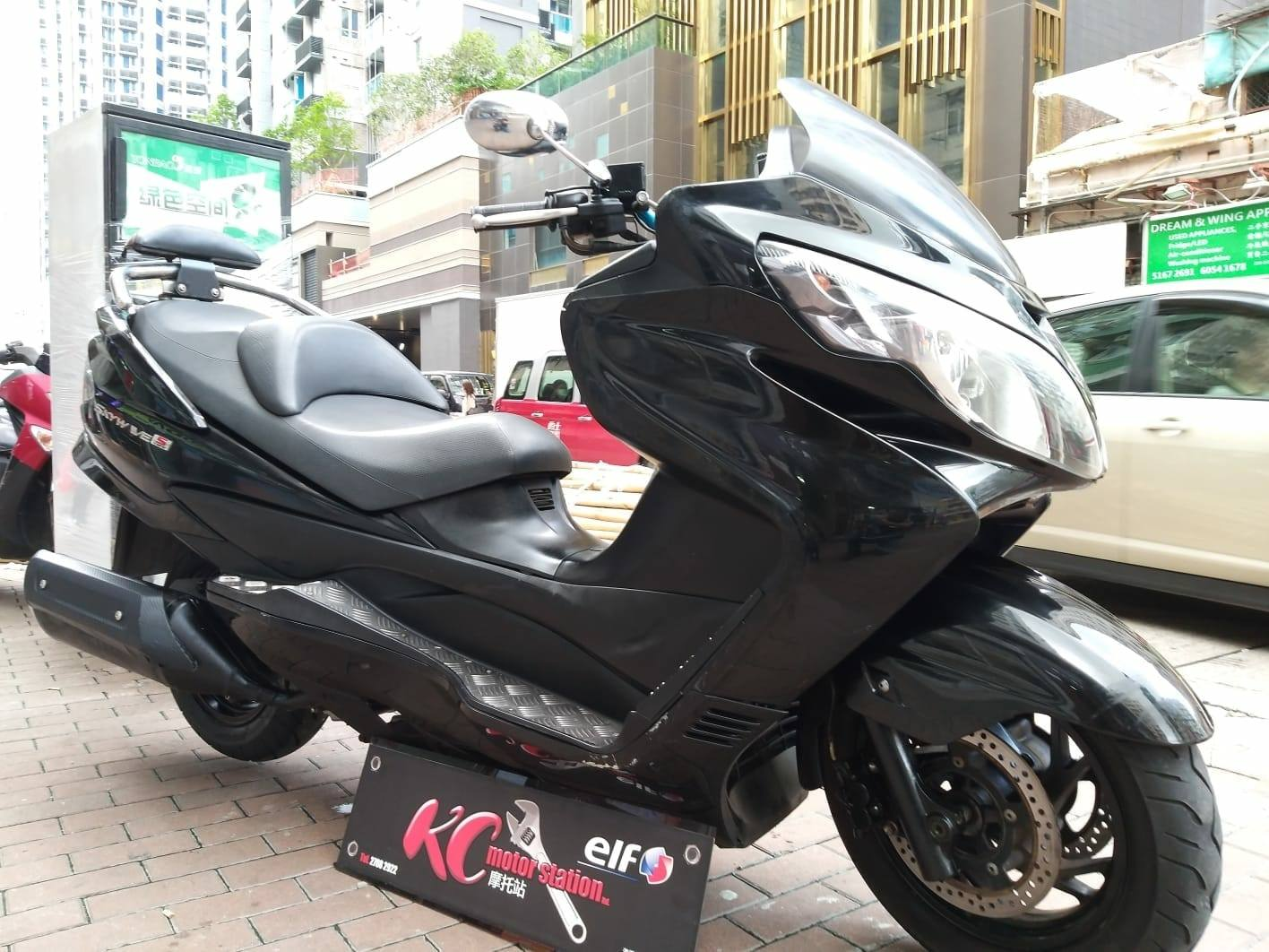 SUZUKI Burgman 400 (SKYWAVE400) 2008    -「Webike摩托車市」