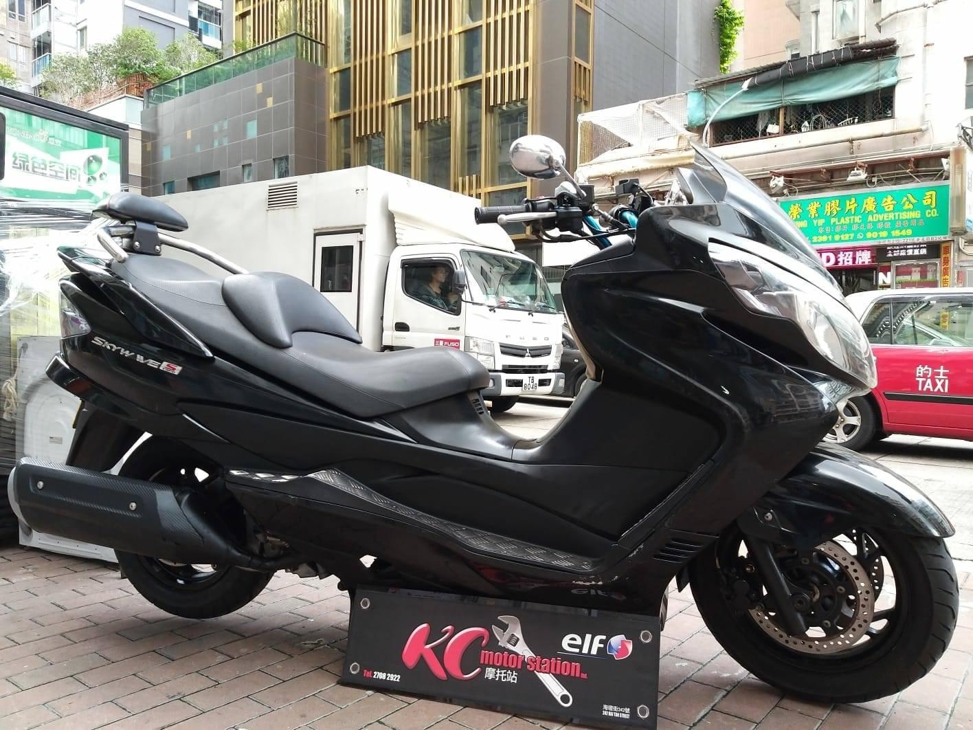 【KC Motor Station】 SUZUKI Burgman 400 (SKYWAVE400) 二手車 2008年 - 「Webike摩托車市」