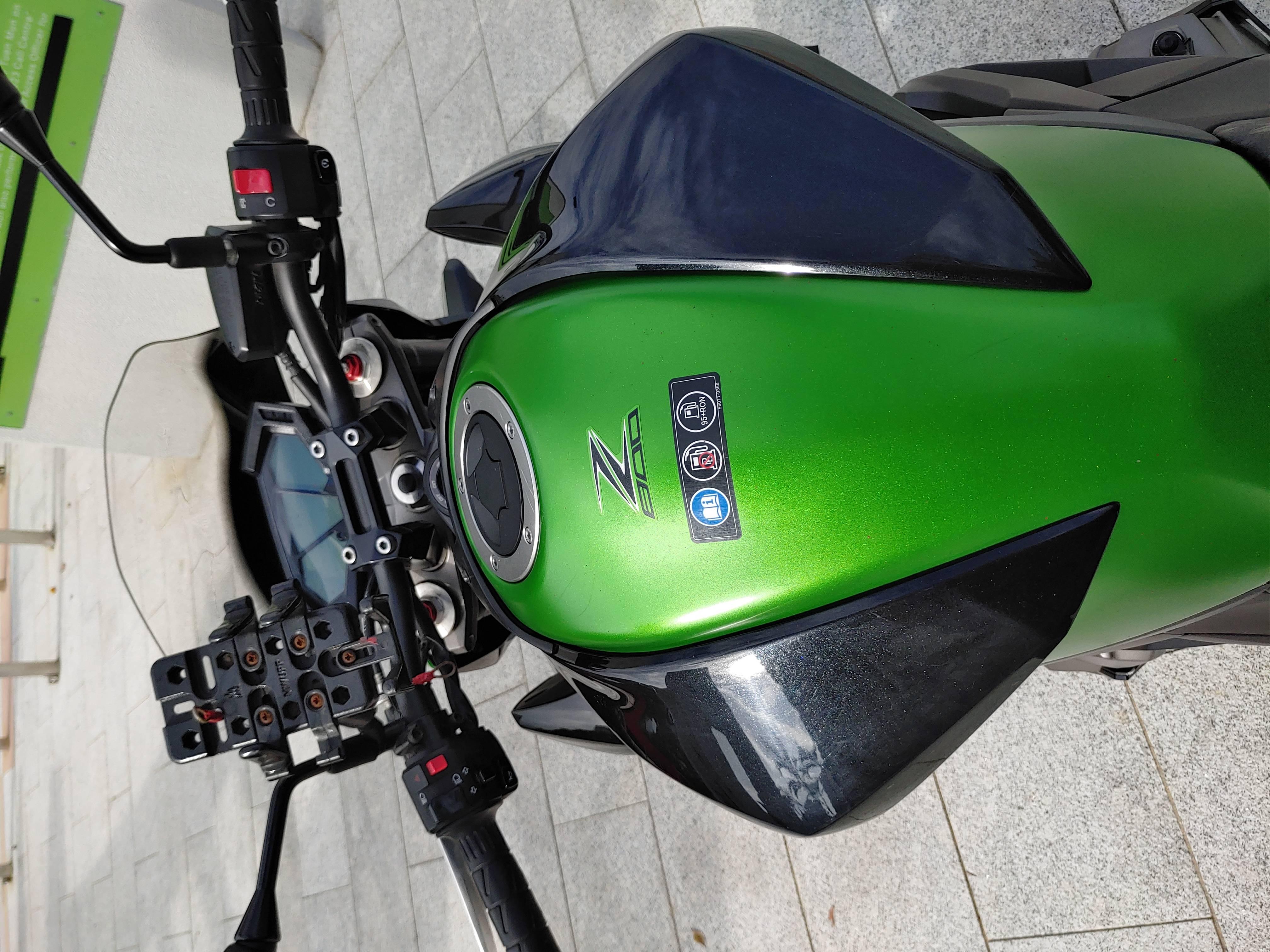 KAWASAKI Z800 2014    -「Webike摩托車市」