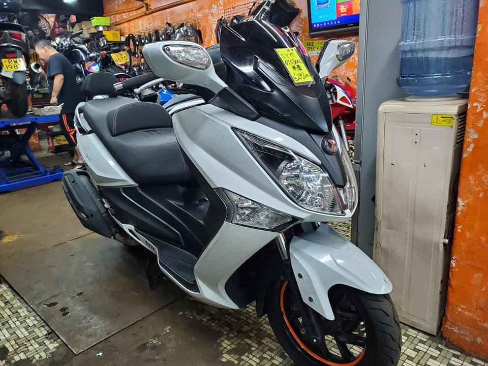 SYM GTS250i 2015    -「Webike摩托車市」