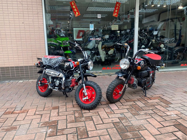 HONDA MONKEY 2017    -「Webike摩托車市」
