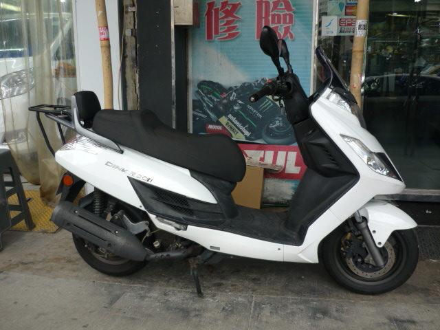 KYMCO DINK200i 2013    -「Webike摩托車市」