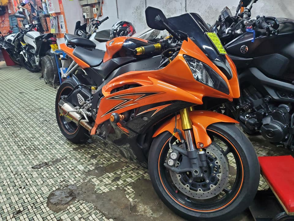 YAMAHA YZF-R6 2009    -「Webike摩托車市」