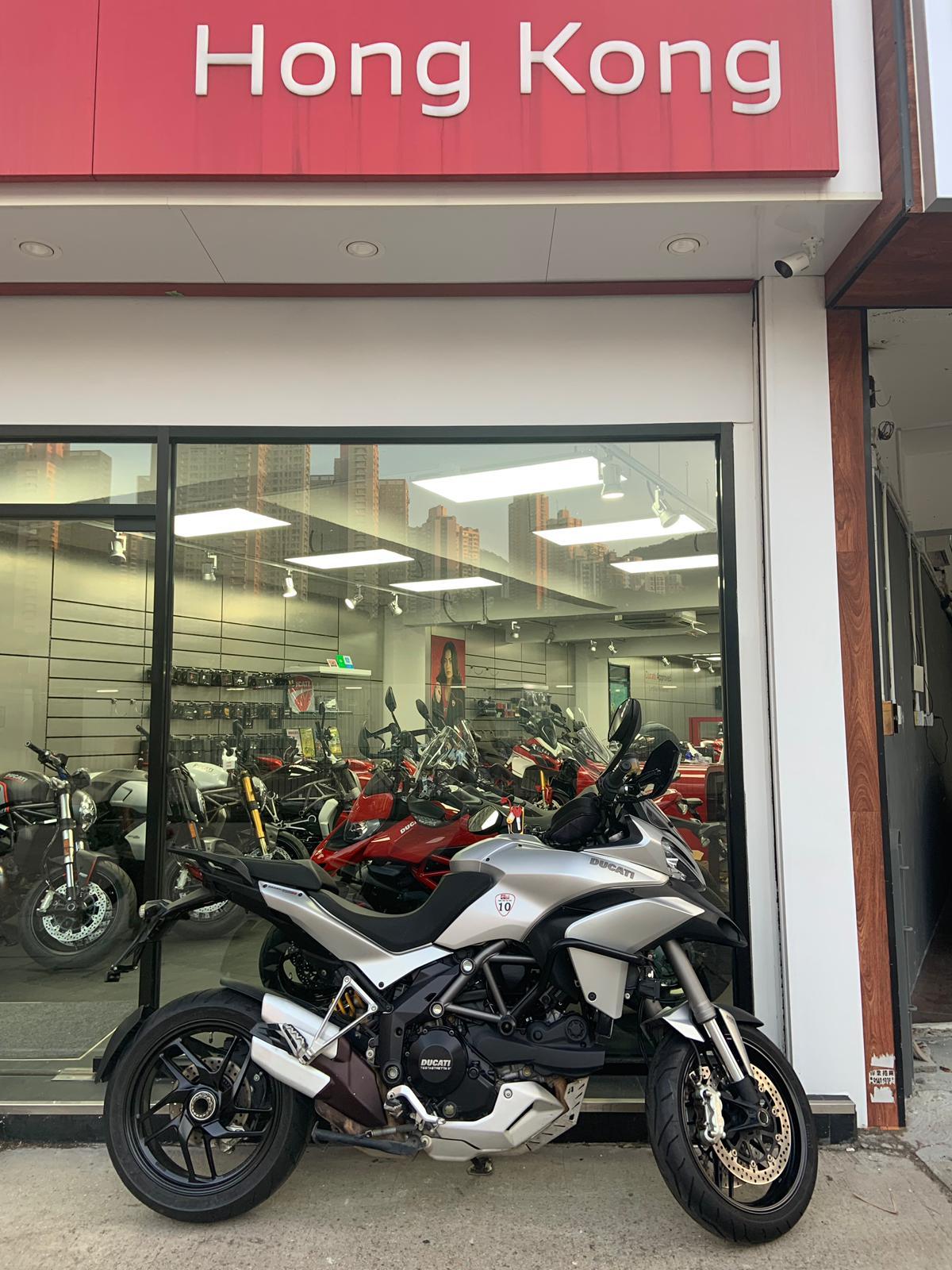 DUCATI MULTISTRADA 1200S 2013    -「Webike摩托車市」