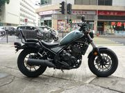 HONDA Rebel 500 2019    -「Webike摩托車市」