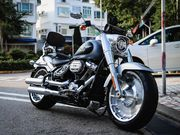 HARLEY-DAVIDSON SOFTAIL FAT BOY114 2020 黑銀 - 「Webike摩托車市」