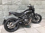 DUCATI SCRAMBLER FULL THROTTLE 2015 Black - 「Webike摩托車市」